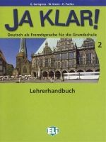 ELI s.r.l. JA KLAR! 2 LEHRERHANDBUCH - GERNGROSS, G., KRENN, W., PUCHTA... cena od 204 Kč