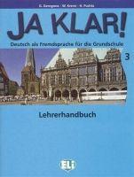 ELI s.r.l. JA KLAR! 3 LEHRERHANDBUCH - GERNGROSS, G., KRENN, W., PUCHTA... cena od 202 Kč