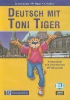 ELI s.r.l. JA KLAR! DEUTSCH MIT TONI TIGER DVD - GERNGROSS, G., KRENN, ... cena od 549 Kč