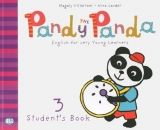 ELI s.r.l. PANDY THE PANDA 3 STUDENT´S BOOK with SONGS AUDIO CD - VILLA... cena od 181 Kč