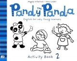 ELI s.r.l. PANDY THE PANDA 2 ACTIVITY BOOK - VILLARROEL, M., LAUDER, N. cena od 112 Kč