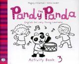 ELI s.r.l. PANDY THE PANDA 3 ACTIVITY BOOK - VILLARROEL, M., LAUDER, N. cena od 112 Kč