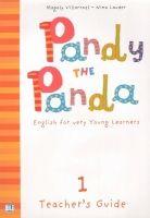 ELI s.r.l. PANDY THE PANDA 1 TEACHER´S GUIDE with CLASS AUDIO CD - VILL... cena od 333 Kč