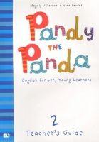 ELI s.r.l. PANDY THE PANDA 2 TEACHER´S GUIDE with CLASS AUDIO CD - VILL... cena od 329 Kč