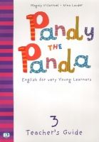 ELI s.r.l. PANDY THE PANDA 3 TEACHER´S GUIDE with CLASS AUDIO CD - VILL... cena od 329 Kč