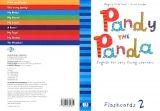 ELI s.r.l. PANDY THE PANDA 2 FLASHCARDS - VILLARROEL, M., LAUDER, N. cena od 293 Kč