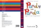 ELI s.r.l. PANDY THE PANDA 3 FLASHCARDS - VILLARROEL, M., LAUDER, N. cena od 293 Kč