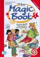 ELI s.r.l. THE MAGIC BOOK 1 DIGITAL BOOK on CD-ROM - BERTARINI, M., HUB... cena od 883 Kč