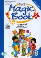 ELI s.r.l. THE MAGIC BOOK 4 DIGITAL BOOK on CD-ROM - BERTARINI, M., HUB... cena od 883 Kč
