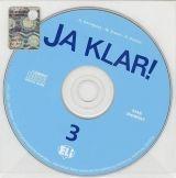 ELI s.r.l. JA KLAR! 3 AUDIO CD - GERNGROSS, G., KRENN, W., PUCHTA, H. cena od 283 Kč