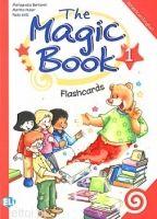 ELI s.r.l. THE MAGIC BOOK 1 FLASHCARDS - BERTARINI, M., HUBER, M., IOTT... cena od 226 Kč