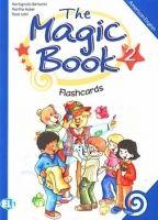 ELI s.r.l. THE MAGIC BOOK 2 FLASHCARDS - BERTARINI, M., HUBER, M., IOTT... cena od 226 Kč