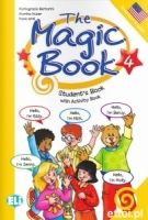 ELI s.r.l. THE MAGIC BOOK 4 STUDENT´S BOOK with ACTIVITY BOOK - BERTARI... cena od 228 Kč