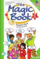 XXL obrazek ELI s.r.l. THE MAGIC BOOK 5 STUDENT´S BOOK with ACTIVITY BOOK - BERTARI...