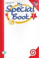 ELI s.r.l. THE MAGIC BOOK 1 MY SPECIAL BOOK with AUDIO CD - BERTARINI, ... cena od 173 Kč