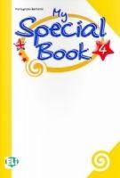 ELI s.r.l. THE MAGIC BOOK 4 MY SPECIAL BOOK with AUDIO CD - BERTARINI, ... cena od 203 Kč
