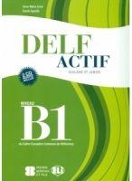 ELI s.r.l. DELF ACTIF Scolaire et Junior B1 avec CDs AUDIO /2/ - CRIMI,... cena od 266 Kč