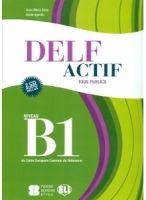 ELI s.r.l. DELF ACTIF Tous Publics B1 avec CDs AUDIO /2/ - CRIMI, A. M.... cena od 265 Kč