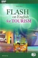 ELI s.r.l. ESP Series: FLASH ON ENGLISH FOR TOURISM - MORRIS, C. cena od 129 Kč