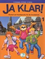 ELI s.r.l. JA KLAR! 1 KURSBUCH - GERNGROSS, G., KRENN, W., PUCHTA, H. cena od 166 Kč