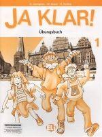 ELI s.r.l. JA KLAR! 1 ÜBUNGSBUCH - GERNGROSS, G., KRENN, W., PUCHTA, H. cena od 87 Kč