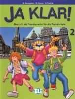 ELI s.r.l. JA KLAR! 2 KURSBUCH - GERNGROSS, G., KRENN, W., PUCHTA, H. cena od 168 Kč