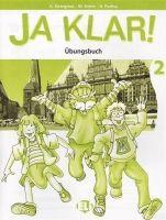 ELI s.r.l. JA KLAR! 2 ÜBUNGSBUCH - GERNGROSS, G., KRENN, W., PUCHTA, H. cena od 87 Kč