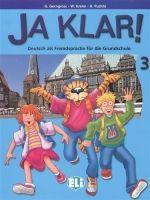 ELI s.r.l. JA KLAR! 3 KURSBUCH - GERNGROSS, G., KRENN, W., PUCHTA, H. cena od 166 Kč