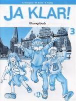 ELI s.r.l. JA KLAR! 3 ÜBUNGSBUCH - GERNGROSS, G., KRENN, W., PUCHTA, H. cena od 86 Kč