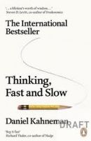 Kahneman Daniel: Thinking, Fast and Slow cena od 266 Kč