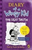Penguin Group UK THE UGLY TRUTH BOOK + CD - KINNEY, J. cena od 250 Kč