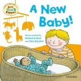 OUP ED READ WITH BIFF, CHIP & KIPPER FIRST EXPERIENCES: A NEW BABY!... cena od 110 Kč