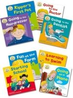 OUP ED READ WITH BIFF, CHIP & KIPPER FIRST EXPERIENCES PACK OF 8 BO... cena od 877 Kč