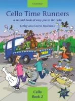 OUP ED CELLO TIME RUNNERS with AUDIO CD - BLACKWELL, K., BLACKWELL,... cena od 296 Kč