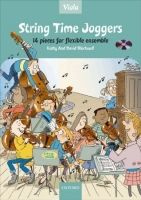 OUP ED STRING TIME JOGGERS VIOLA BOOK with AUDIO CD - BLACKWELL, K.... cena od 175 Kč