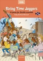 OUP ED STRING TIME JOGGERS CELLO BOOK with AUDIO CD - BLACKWELL, K.... cena od 206 Kč