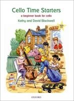 OUP ED CELLO TIME STARTERS with AUDIO CD - BLACKWELL, K., BLACKWELL... cena od 244 Kč