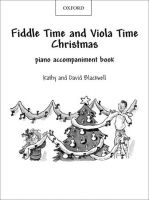 XXL obrazek OUP ED FIDDLE TIME and VIOLA TIME: CHRISTMAS PIANO ACCOMPANIMENT BO...
