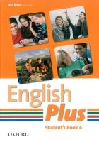 OUP ELT ENGLISH PLUS 4 STUDENT´S BOOK - WETZ, B. cena od 251 Kč