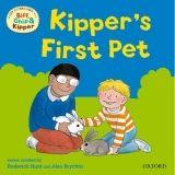OUP ED READ WITH BIFF, CHIP & KIPPER FIRST EXPERIENCES: KIPPER´S FI... cena od 148 Kč