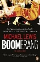 XXL obrazek Penguin Group UK BOOMERANG: THE BIGGEST BUST - LEWIS, M.