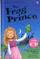 Usborne Publishing USBORNE YOUNG READING LEVEL 1: THE FROG PRINCE + CD cena od 187 Kč