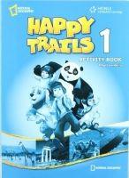 Heinle ELT part of Cengage Lea HAPPY TRAILS 1 ACTIVITY BOOK - HEATH, J., LEONDARIS, O. cena od 343 Kč