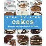 Dorling Kindersley STEP-BY-STEP CAKES cena od 304 Kč