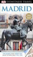 Dorling Kindersley MADRID (Eyewitness Travel Guides) cena od 346 Kč