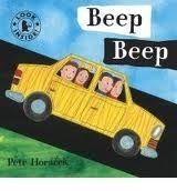 Walker Books Ltd BEEP BEEP - HORACEK, P. cena od 135 Kč