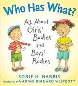 Walker Books Ltd WHO HAS WHAT? ALL ABOUT GIRLS BODIES AND BOYS BODIES - HARRI... cena od 334 Kč