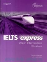 Heinle ELT part of Cengage Lea IELTS EXPRESS UPPER INTERMEDIATE WORKBOOK + WORKBOOK AUDIO C... cena od 306 Kč
