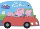 Ladybird Books PEPPA PIG: PEPPAS CAR RIDE cena od 160 Kč