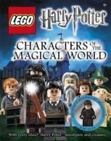 Dorling Kindersley LEGO HARRY POTTER CHARACTERS OF THE MAGICAL WORLD cena od 396 Kč